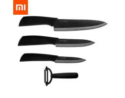 Набор керамических ножей Xiaomi Huohou