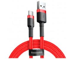 Кабель Baseus Cafule USB - microUSB (CAMKLF) 0.5 м