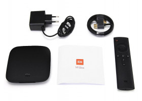 Android-бокс Xiaomi Mi Box S